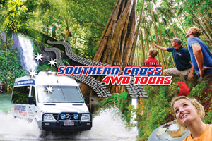 Southern Cross Day Tours, 4WD Day trips, Gold Coast Hinterland, Tours for fun