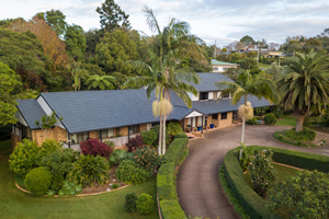 Bed and Breakfast, Tamborine Mountain, Accommodation, Gold Coast Hinterland