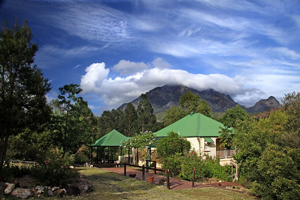 Mt Barney Lodge in the Scenic Rim