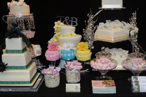 All Occasions Speciality Cakes, Mt Tamborine, Weddings, Bride and Groom