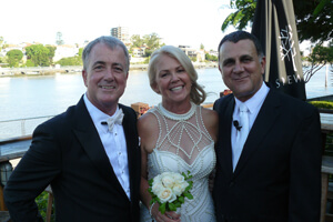 Neal Foster, Civil Marriage Celebrant, Brisbane Weddings