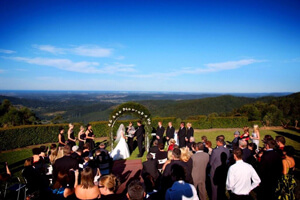 Eagle Heights Hotel, Mountain resort, Weddings on Tamborine