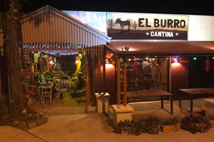 El Burro Cantina, Eating Out, Tamborine Restaurants