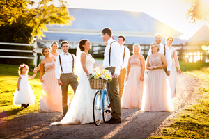 Sunlit Studios, Tamborine Weddings, Photography